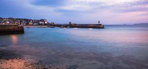 Truffles St Ives. - At Dusk