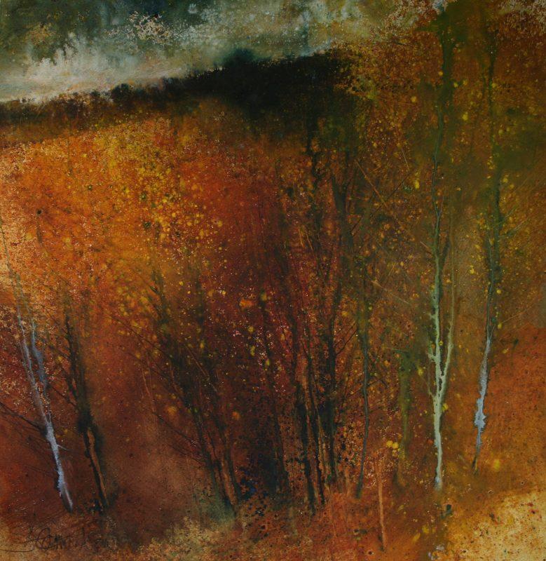 Below the Hearne's Place (65 x 66cm)[1826]