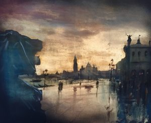 Lion's View, Venice - Barry Wilson Artwork