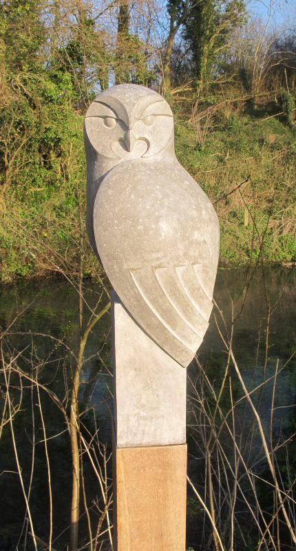 tawny_owl_cast_marble_paul_harvey