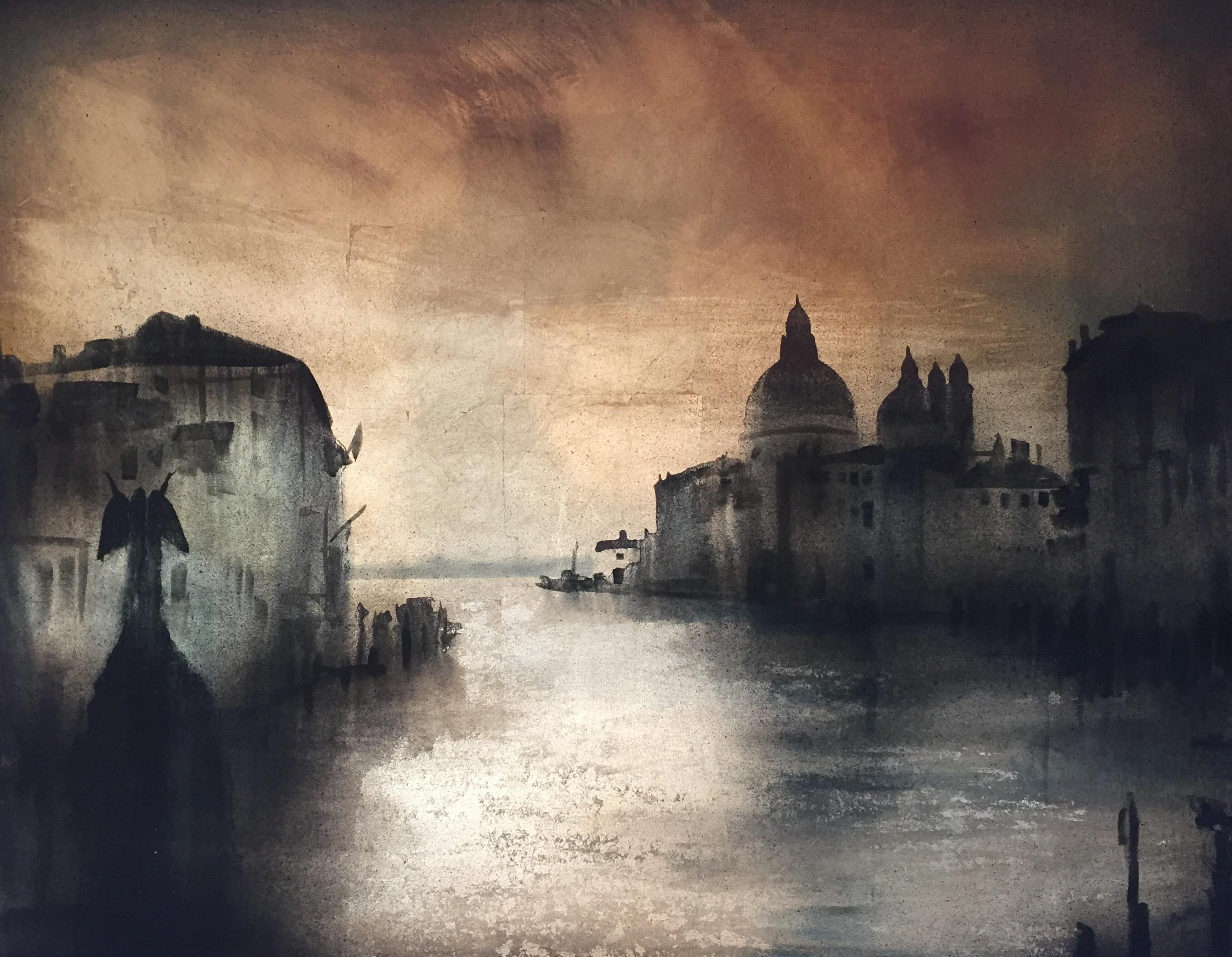 Venice Dusk – Barry Wilson