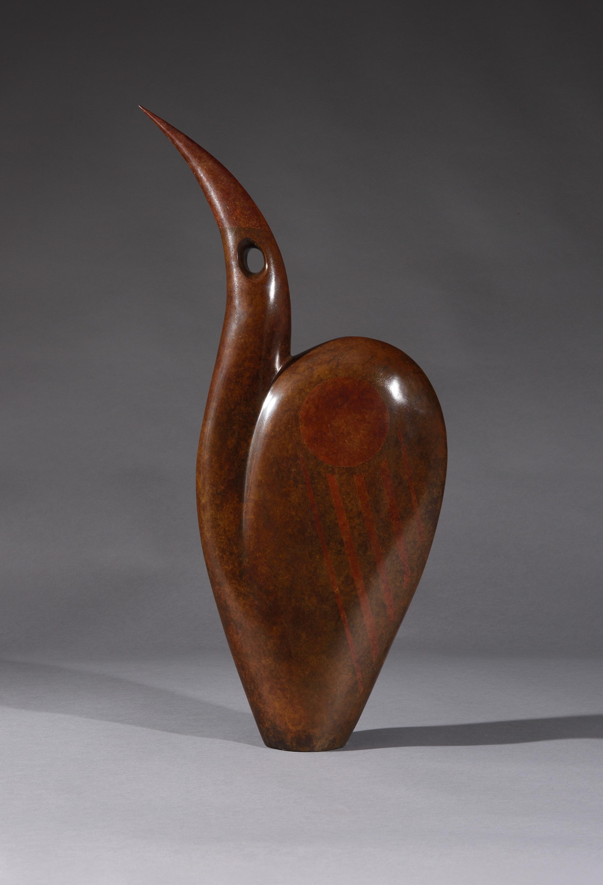 Hornbill-stencilled