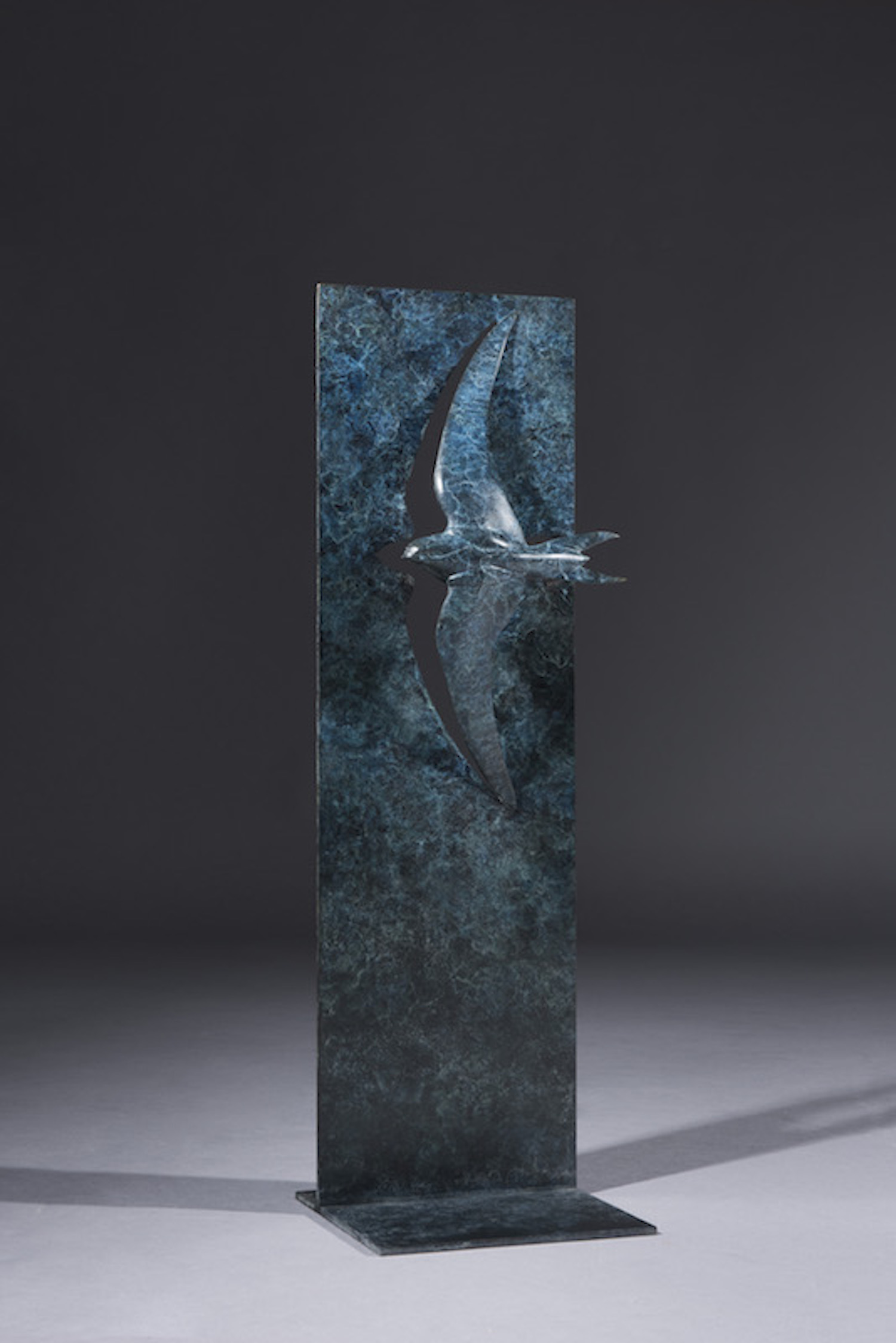 Swifts by Simon Gudgeon. Bronze, limitred edition of 12