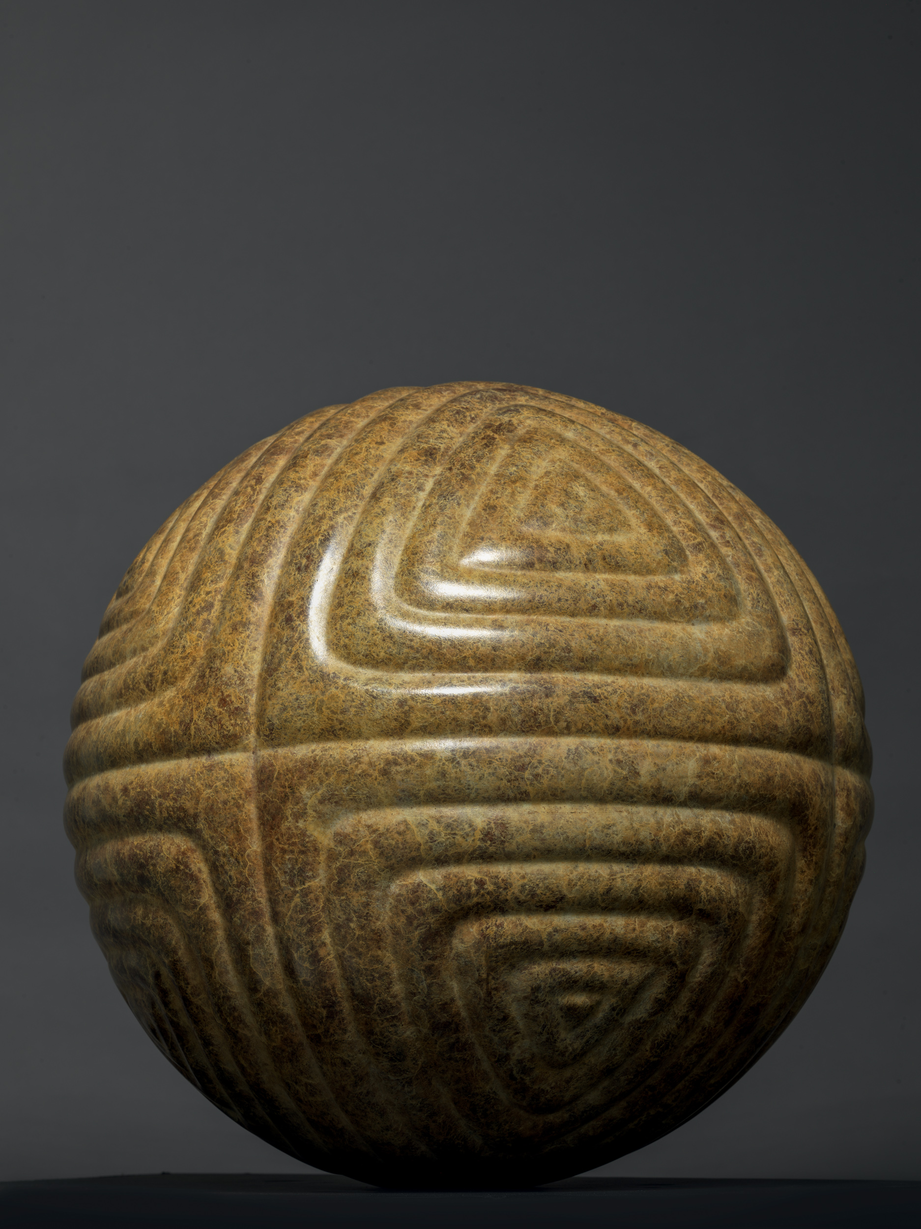 Geotropic Sphere II