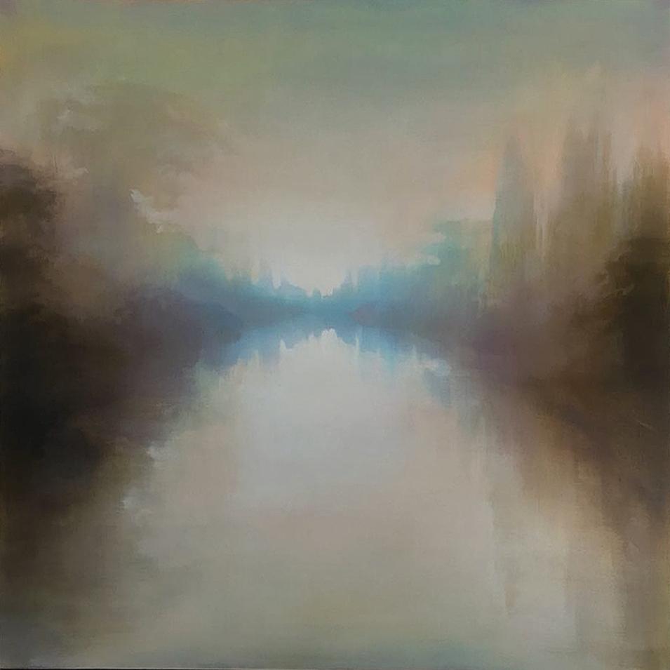 Quiet Light 104 x 104 cm