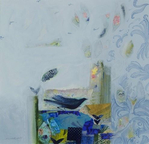 Blue Bird Ann Ross