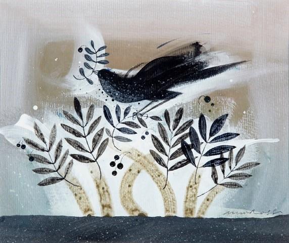 Winter Bird Ann Ross