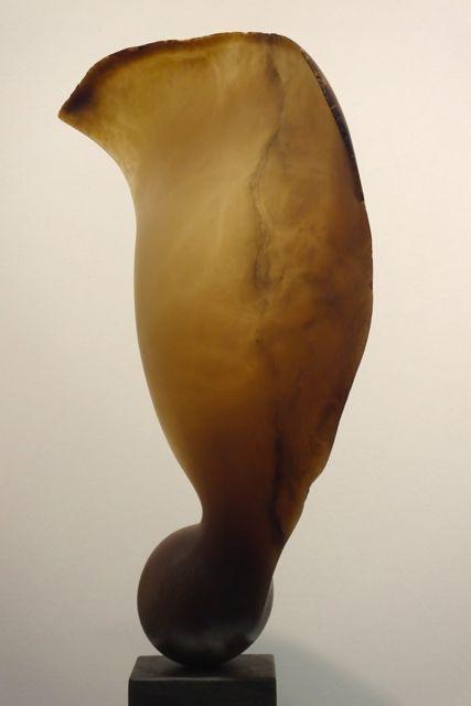 thumbnail_Honey alabaster Angel Wing I,2